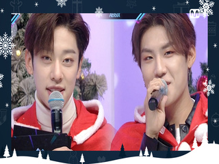 'MCD Christmas Wishes' AB6IX(에이비식스)