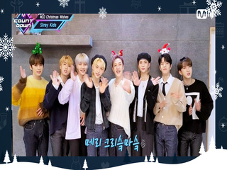 'MCD Christmas Wishes' Stray Kids(스트레이 키즈)