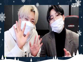 'Christmas Special' 클라우즈(WOODZ&하성운)의 셀프 카메라!