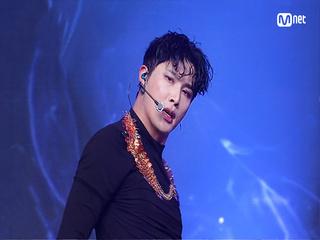 퍼포먼스 그룹 'N.O.M'의 'I can't wait' 무대