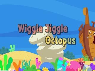 Wiggle Jiggle Octopus