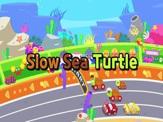 Slow Sea Turtle
