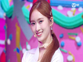 '최초 공개' 러블리 에너지 '체리블렛'의 '라팜파 (Follow Me)' 무대