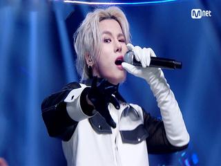 실크돌 'E'LAST(엘라스트)'의 'Dangerous' 무대
