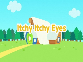 Itchy Itchy Eyes