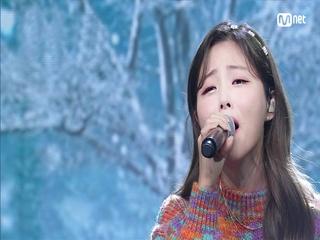 'HYNN(박혜원)'의 겨울 발라드♬ '그대 없이 그대와' 무대