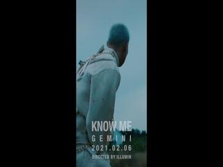 Know me (MV Teaser 1)
