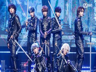 'HOT DEBUT' 판타지돌 'KINGDOM(킹덤)'의 'Excalibur' 무대