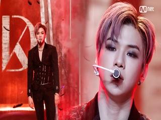 '최초 공개' 궁극의 퍼포먼스 '강다니엘'의 'PARANOIA' 무대