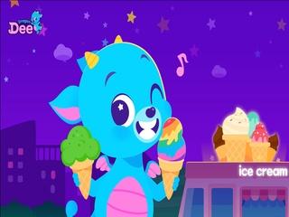 눈사람 아이스크림 (Eng Ver.)