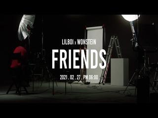 FRIENDS (Prod. by Slom) (MV Teaser)