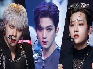 '최초 공개' 강렬 마라美 '위아이(WEi)'의 '모 아님 도' 무대