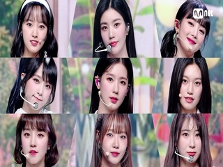 'STORAGE M' '(여자)아이들X아이즈원X위키미키'의 '다시 만난 세계' 무대
