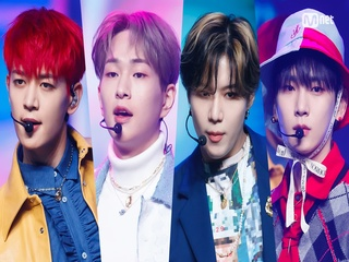 'COMEBACK' 펑키 댄스팝 '샤이니'의 'Heart Attack' 무대
