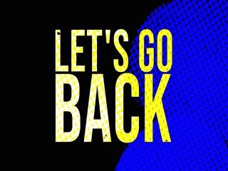 Back (Original Mix) (Lyric Video)