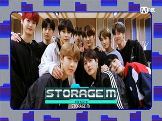 'STORAGE M' with EXO(엑소)