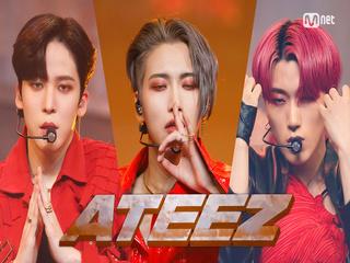 '최초 공개''ATEEZ'만의 맛과 멋! '불놀이야 (I'm The One)' 무대