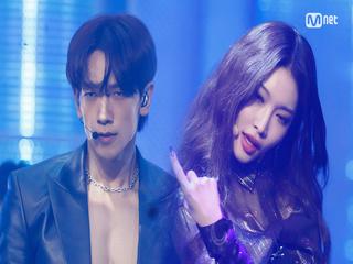 '최초 공개' 춤신춤왕 '비'의 'WHY DON'T WE(Feat. 청하)' 무대