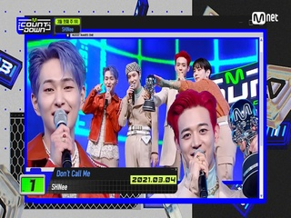 3월 첫째 주 1위 ′샤이니′의 ′Don′t Call Me′ 앵콜 무대! (Full ver.)