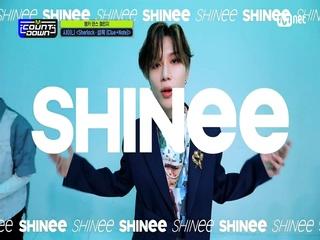 ′엠카 댄스 챌린지′ 샤이니(SHINee) - Sherlock·셜록(Clue+Note)