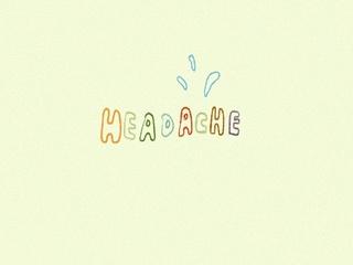 Headache (Lyric Video)