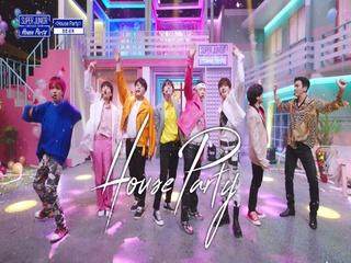 [최초공개]슈퍼주니어(SUPER JUNIOR) - House Party l SUPER JUNIOR COMEBACK SHOW ′House Party′