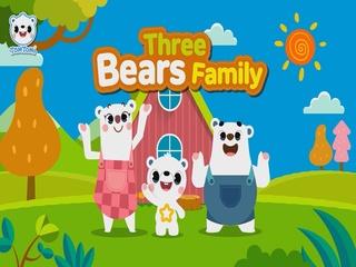 Three Bears Family