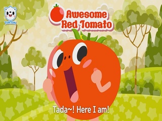 Awesome Red Tomato