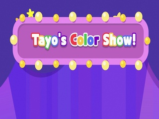 Tayo's Color Show