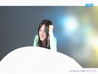 김세정 - [I'm] 자켓 촬영 메이킹 영상