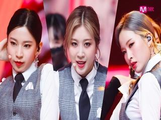 최초 공개′ 3色 카리스마 ′3YE(써드아이)′의 ′STALKER′ 무대