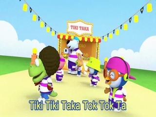 TIKI TAKA (中文)