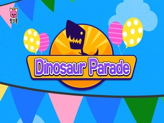 The Dinosaur Parade