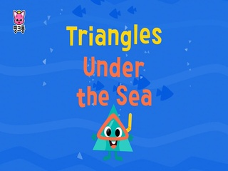 Triangles Under the sea