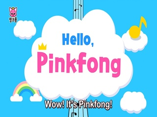 Hello, Pinkfong