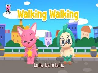 Walking Walking