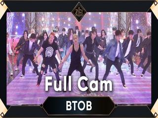 [Full Cam] ♬  Back Door - 비투비(BTOB) @2차 경연