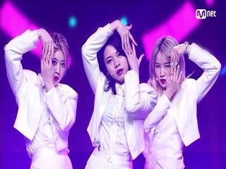 '3YE'의 유니크한 매력! 'STALKER' 무대