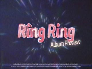 1st Single Album 'Ring Ring' (Album Preview)