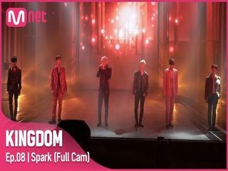 [Full Cam] ♬ 불티 (Spark) - 잇츠원(보컬 유닛  준회, 진환, 인성, 재윤, 뉴, 상연) @3차 경연 1R