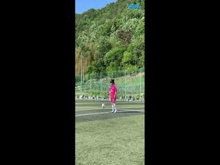 수비 (Soovi) - [ASAP!] 축구공 볼 트래핑 영상