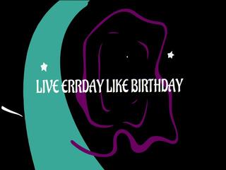 Errday Like Birthday (Feat. Ted Park)