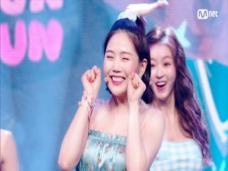깜찍발랄러블리♡ '오마이걸'의 'Dun Dun Dance' 무대
