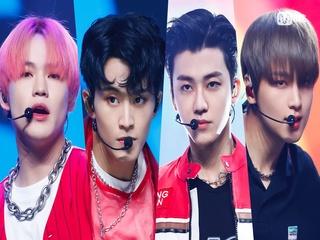 '1위' 'NCT DREAM'의 '맛 (Hot Sauce)' 무대
