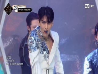 [최초공개] ♬ 숨 |Believer| - SF9(에스에프나인)ㅣ파이널 경연