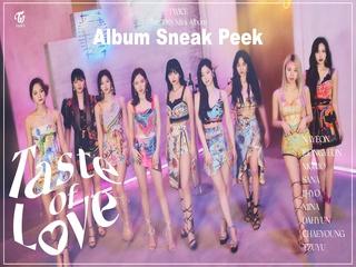 'Taste of Love' (Album Sneak Peek)