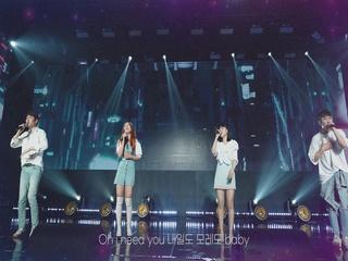 Paradise (Feat. 더 브릭 & 육소희 & OHZI) (Live Ver.)