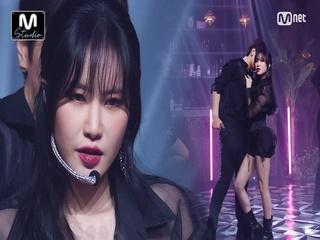 'STUDIO M' 레벨업 섹시美 '예지'의 'Secreto' 무대