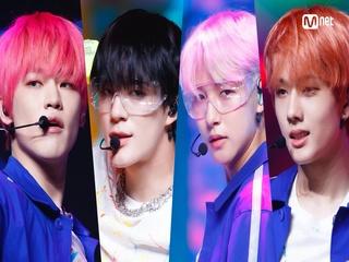 'COMEBACK' 에너제틱 매력 'NCT DREAM'의 'Diggity' 무대