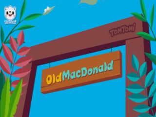 Old MacDonald Had A Farm (동물농장에 가요)
